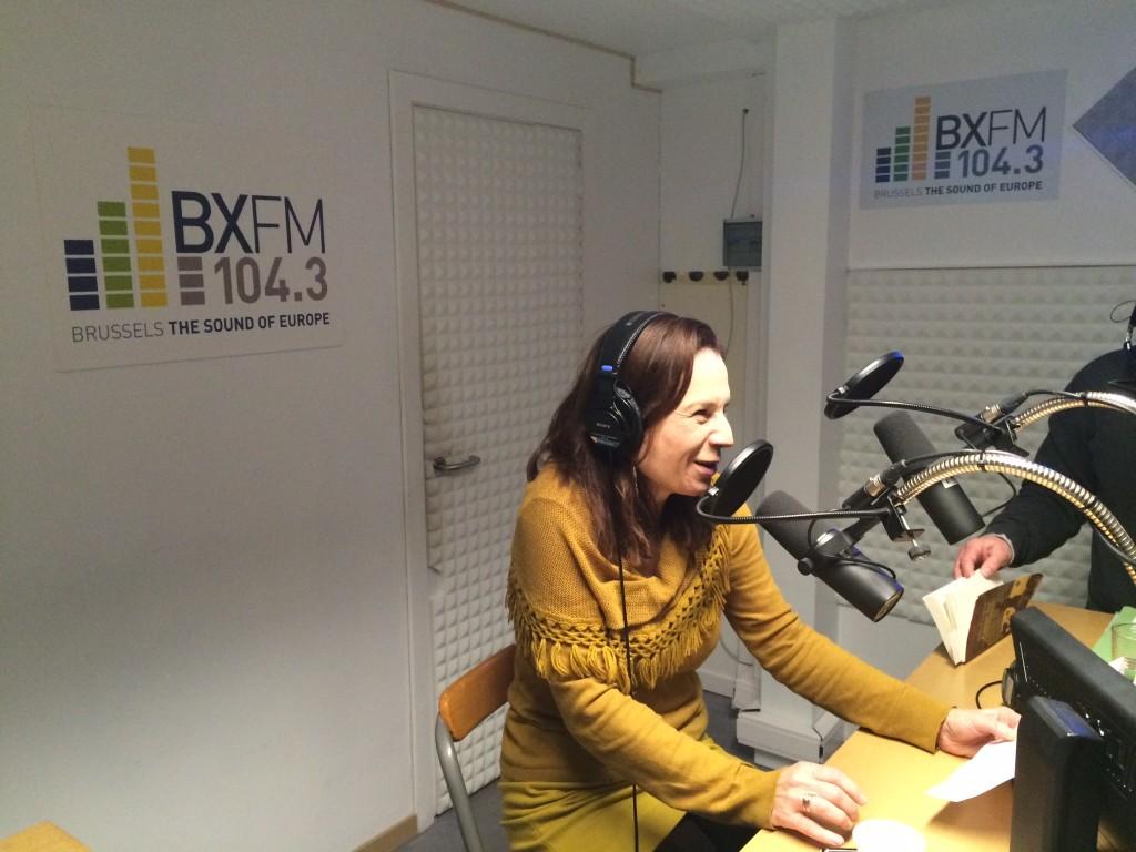 Evelyne Guzy BXFM